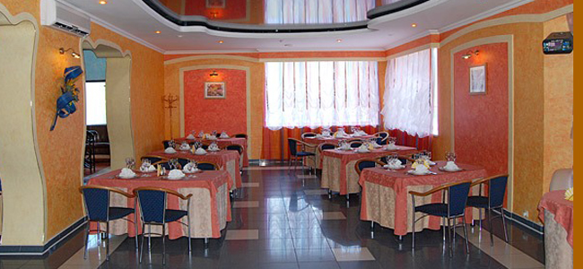 Ресторан Жемчужина в Оренбурге