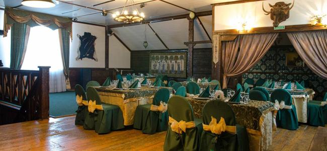 Ресторан Трансильвания