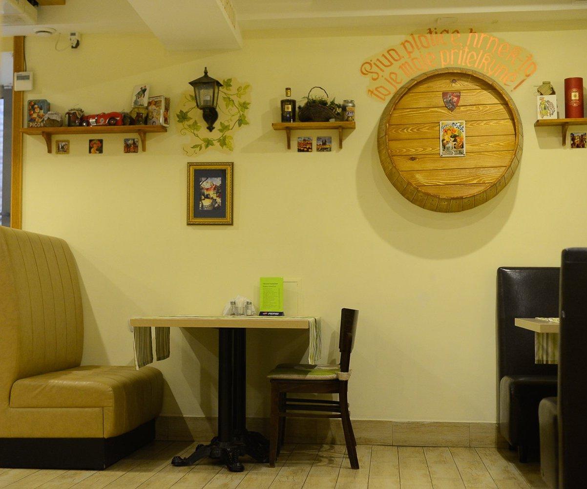 Кафе-ресторан Чешская ресторация и банкетный зал Зеленая терраса