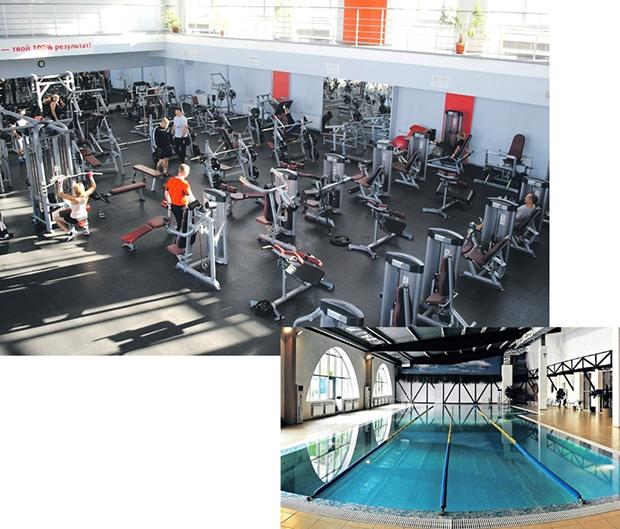 Фитнес клуб Fitness Park (Фитнес Парк)