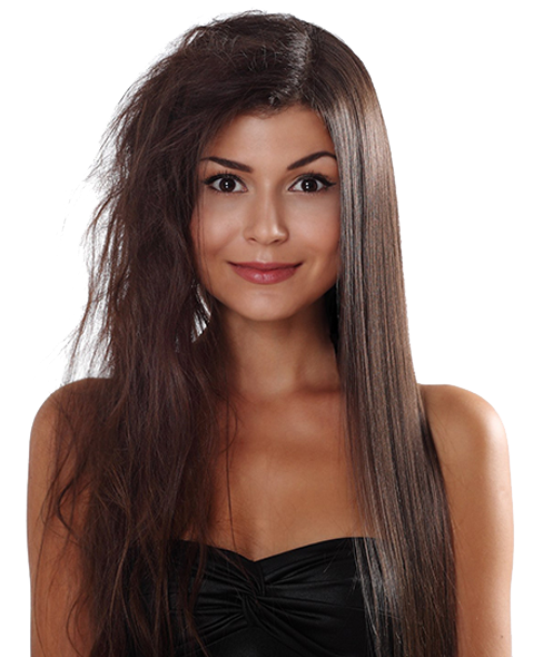 Ботокс для волос реклама