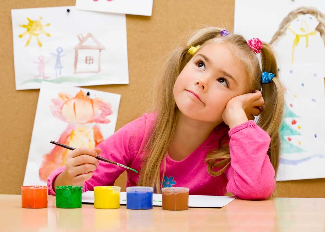 Акция дети рисуют
