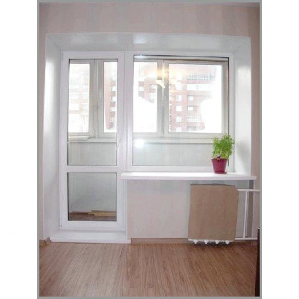 Окна балконы лоджии (вынос, обшивка, утепление) в киеве - це.