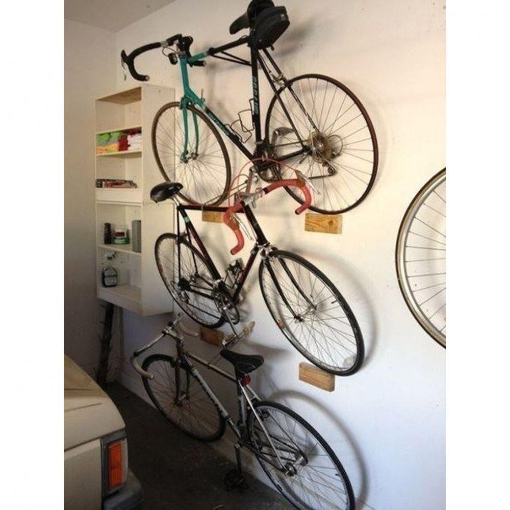 Можно хранить велосипед на балконе зимой.